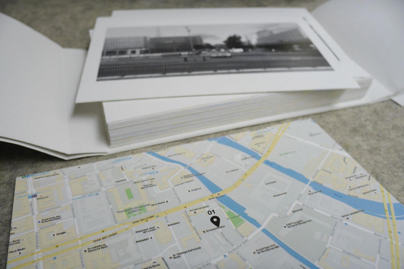 Proyecto Berlin Alexanderplatz - Roberto Feijoo